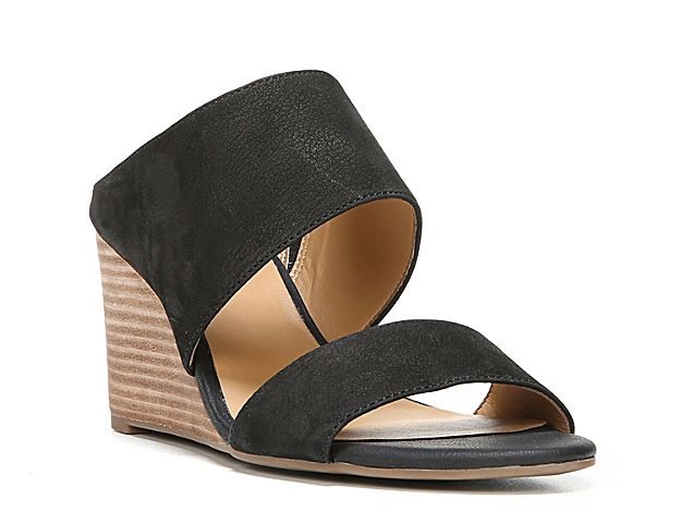 d87b968e692 Franco Sarto · Products · Handbags · Free · Women Mingle Wedge Sandal -Black