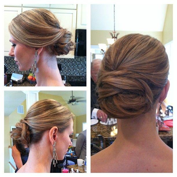 Low Side Bun Hairstyles For Weddings   MyDrLynx