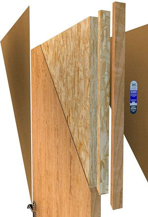 Buy Solid Core Wood Doors From Direct Doors Hardware Which Are