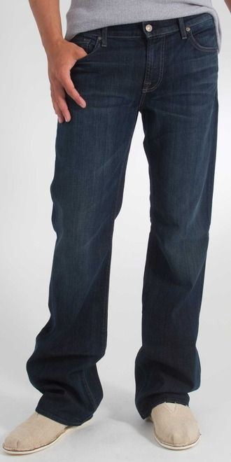 """7 For All Mankind """"A"""" Pocket Bootcut Jean in Driftwood St- $198.00"""