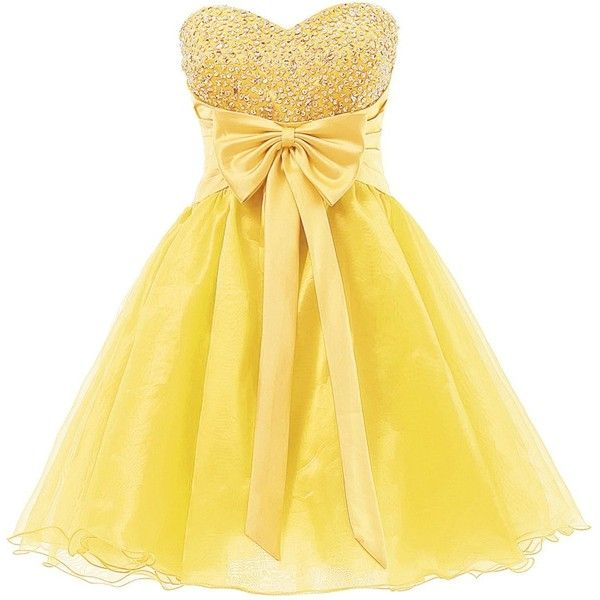 Dresstells Sweetheart Organza Short Prom Cocktail Patry Dress for ...