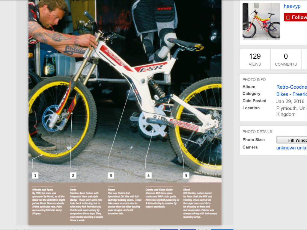 Pin By Scott Cranney On Old School Dh With Images Bike Roller