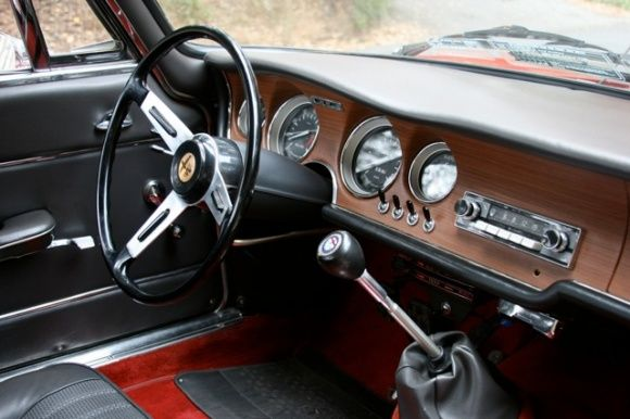 Bat Exclusive 1967 Alfa Romeo Giulia Sprint Gt Veloce With