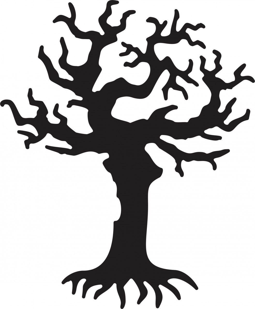 spooky tree silhouette google search recognition pinterest rh pinterest ch Jack O Lantern Clip Art Spooky Halloween Clip Art