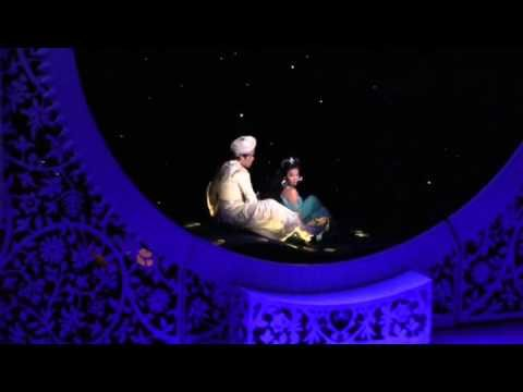 Aladdin A Whole New World Broadway Songs A Whole New World Broadway Stage