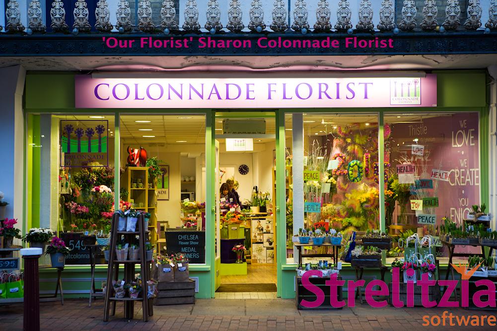 """""""Our Florist"""" – Sharon Colonnade Florist"""