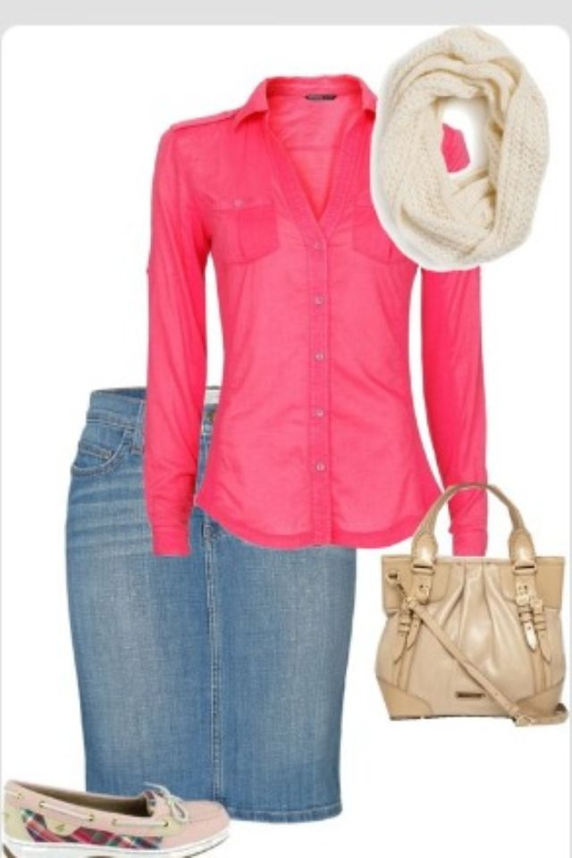 I Bought This Outfit It Looks Amazing On: Tan Sperrys Would Look Amazing With This !
