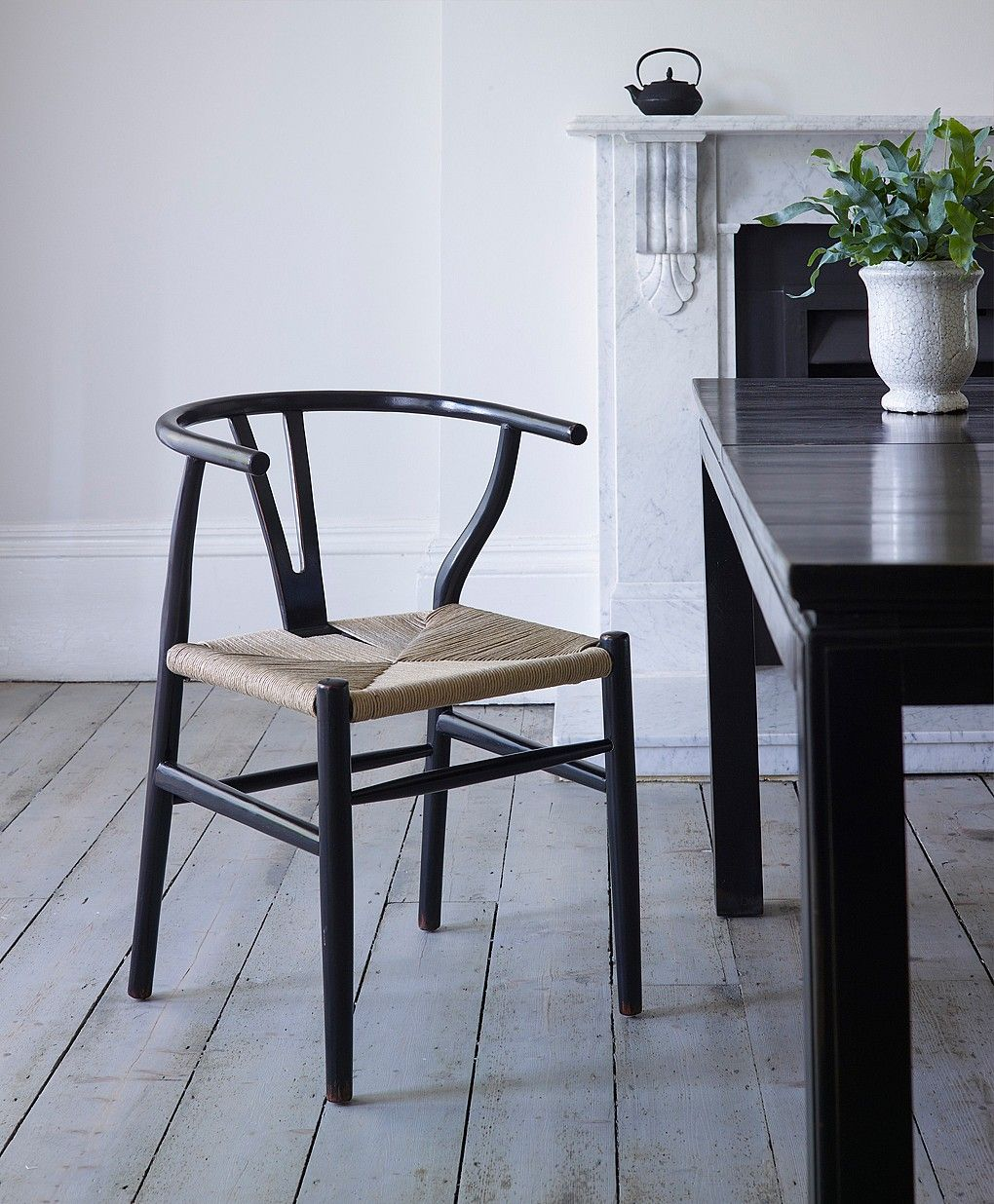 Canton Wishbone Dining Chair | Lombok, Dining chairs and Interior ...