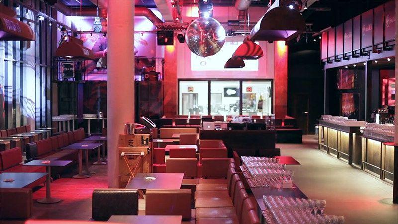 Superbe Restaurant Festif Lyon #2: Pour Une Soirée Festive, Rendez-vous Au Restaurant Docks 40