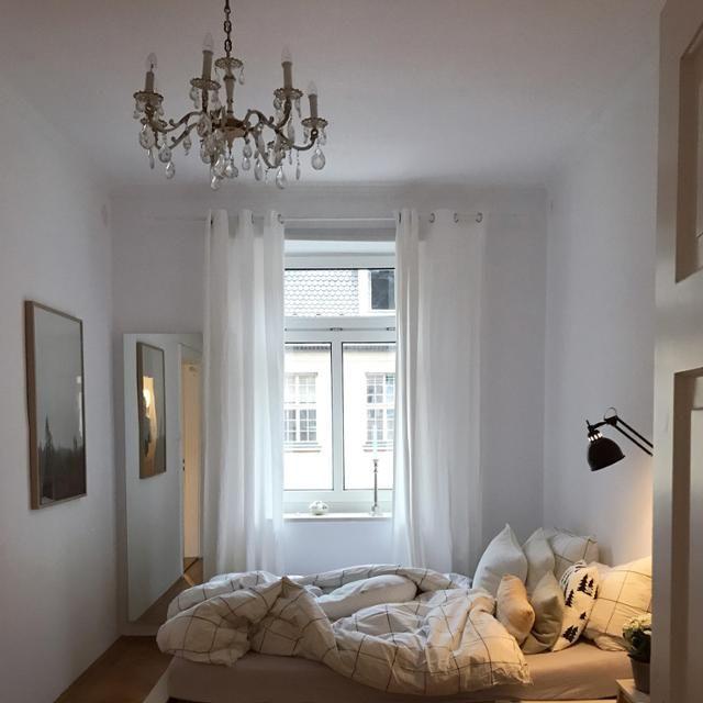Das Wetter lädt zur Gemütlichkeit ein #schlafzimmer #comfy ...