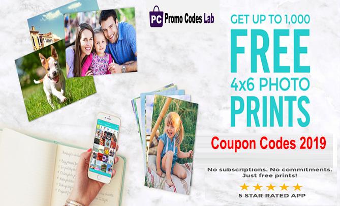 free prints app promo code 2018