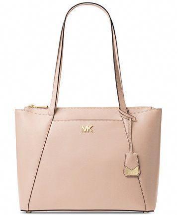 b57f551784fe Image 1 of MICHAEL Michael Kors Maddie Medium East West Tote  #Designerhandbags