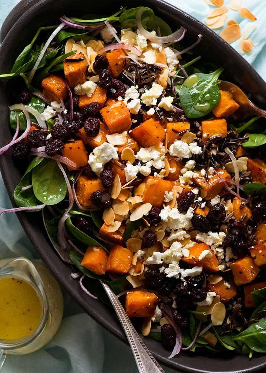 Wickedly Delish Sweet Potato Salad