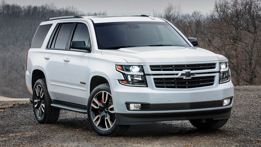 The 2018 Tahoe Rst Is The Muscle Car Of Chevy Suvs Https Www Musclecarfan Com 2018 Tahoe Rst Muscle Car Chev Chevrolet Tahoe Chevy Tahoe Chevrolet Suburban