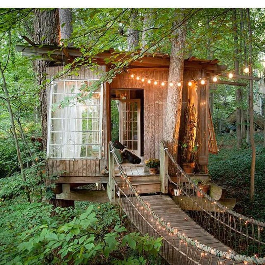 Vacation Home Of The Day Is This Cute Little Tree House In