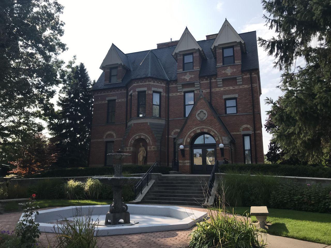 Sage Branch Library Bay City Michigan Bay County Bay City County Library