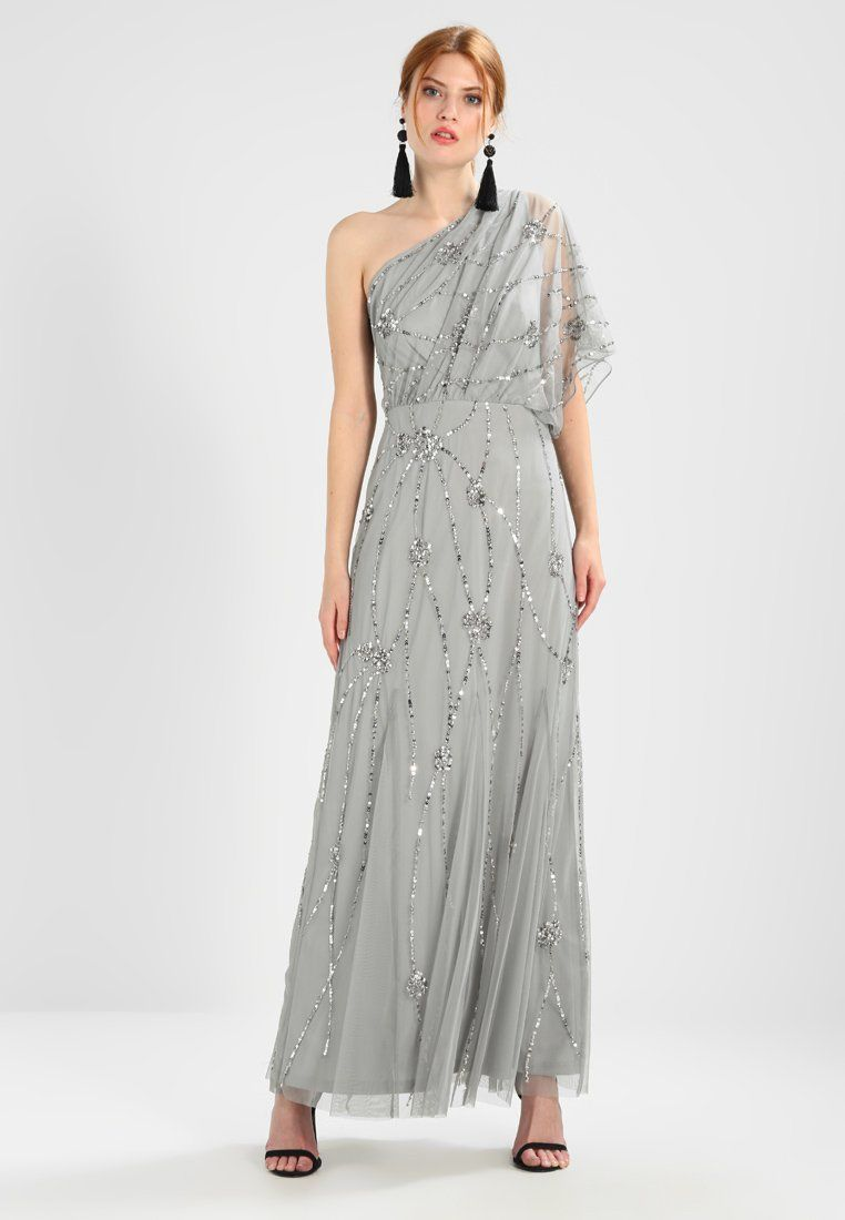 72d6995c4738 Robe de cocktail - blue-grey   Louise   Marc Save the Date   Robe ...