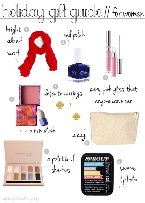 Kate Bryan Of The Small Things Reveals Her Holiday Gift Picks Ah Holidays Greatest Giving Time Year