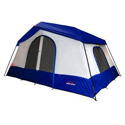 Suisse Sport Rushmore 8 Person Cabin Tent (14u0027 x 10u0027 x 82   sc 1 st  Pinterest & Suisse Sport Rushmore 8 Person Cabin Tent (14u0027 x 10u0027 x 82 ...