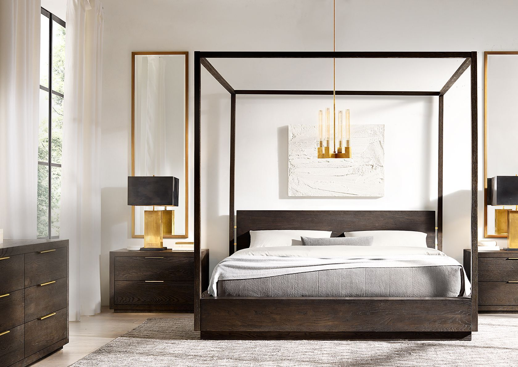 Restoration hardware bedroom image by Ana M. on Apartment