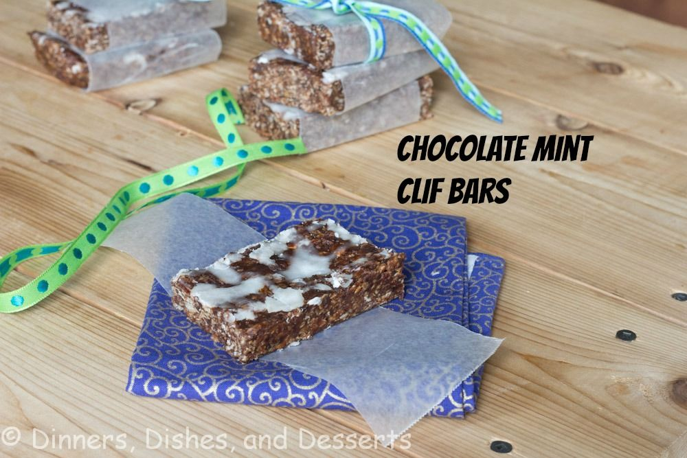 Chocolate Mint Clif Bars Homemade Protein Bar Recipe Mint Chocolate Clif Bars Protein Bars Homemade