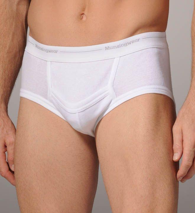 e0395f6b980c Munsingwear Mid-Rise Pouch Briefs - 3 Pack - Munsingwear Briefs #Underwear  #HisRoom #Munsingwear #Brief