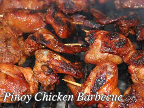 Recipe For Bar Bq Chicken