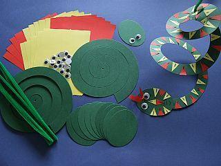 Egyptian Cobra Crafts For Children Crafts For Kids Wild