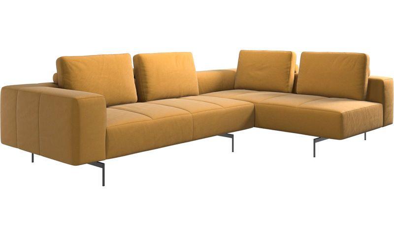 Modular Sofas Amsterdam Corner Sofa With Lounging Unit Corner Sofa Sofa Modular Sofa