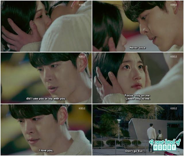 She Is The Girl I Like Uncontrollably Fond Ep 8 Review Our
