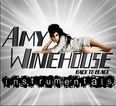 Amy Winehouse Back To Black Instrumental Amy Winehouse Winehouse Amy