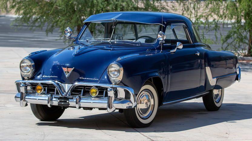 1952 Studebaker Commander State Series | F8 | Las Vegas 2018 | Mecum Auctions