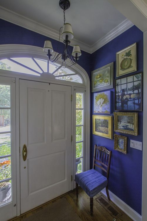 New York State of Mind by Benjamin Moore Paints