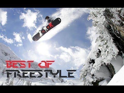 Best of Freestyle | Ski & Snowboard | GoPro Hero