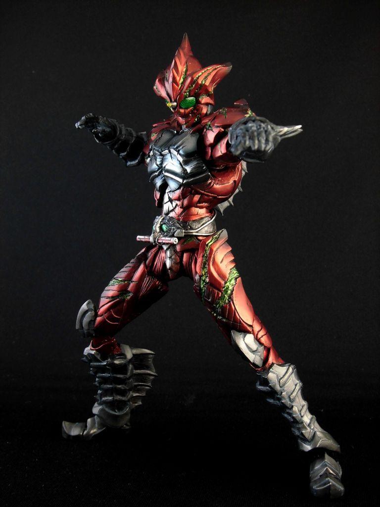 s i c 改造 仮面ライダーアマゾンアルファ kamen rider rider cosmic art