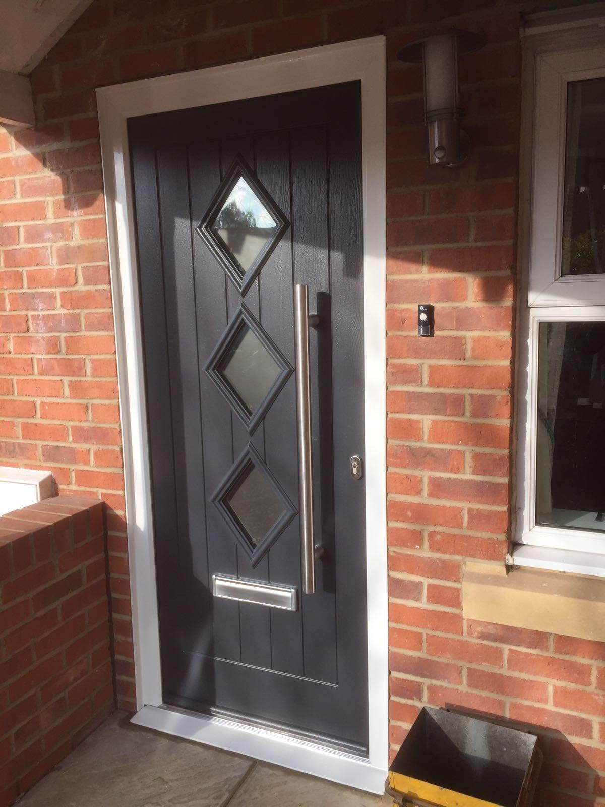 Endurance Doors - Eldon - Anthracite Grey & Endurance Doors - Eldon - Anthracite Grey | Front doors ... pezcame.com