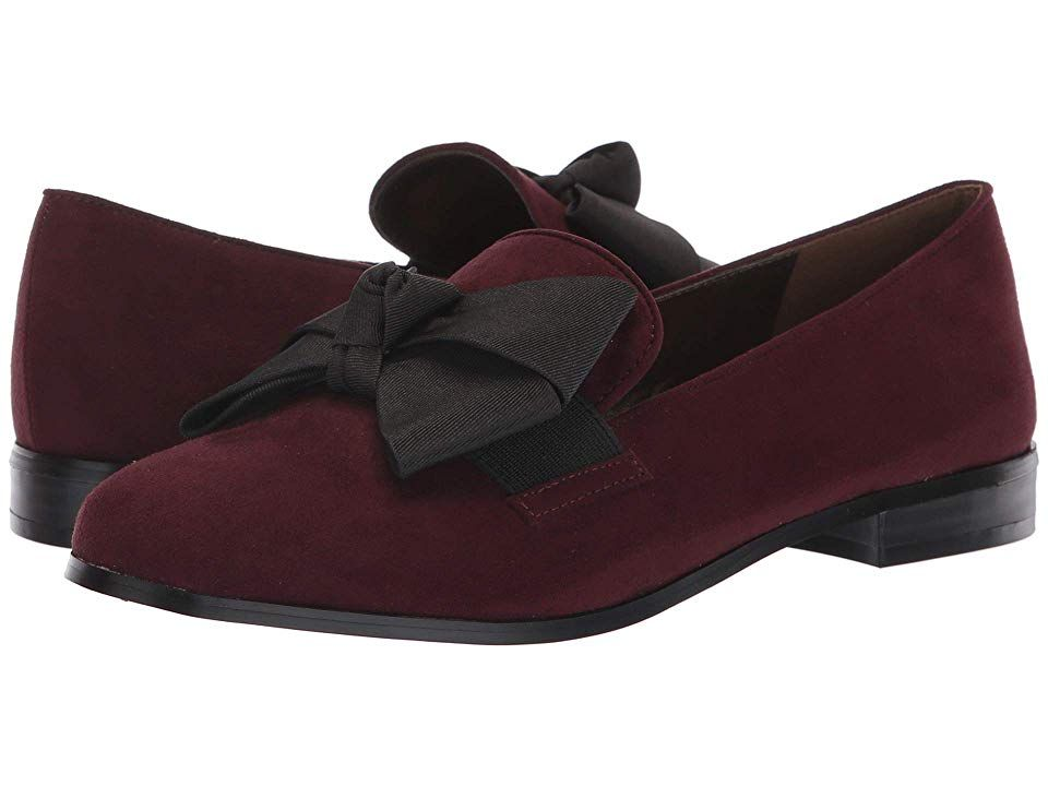 84c4152e189 Bandolino Lomb (Sangria Suede) Women s Shoes. Accentuate your carefree  spirit with a fashionable