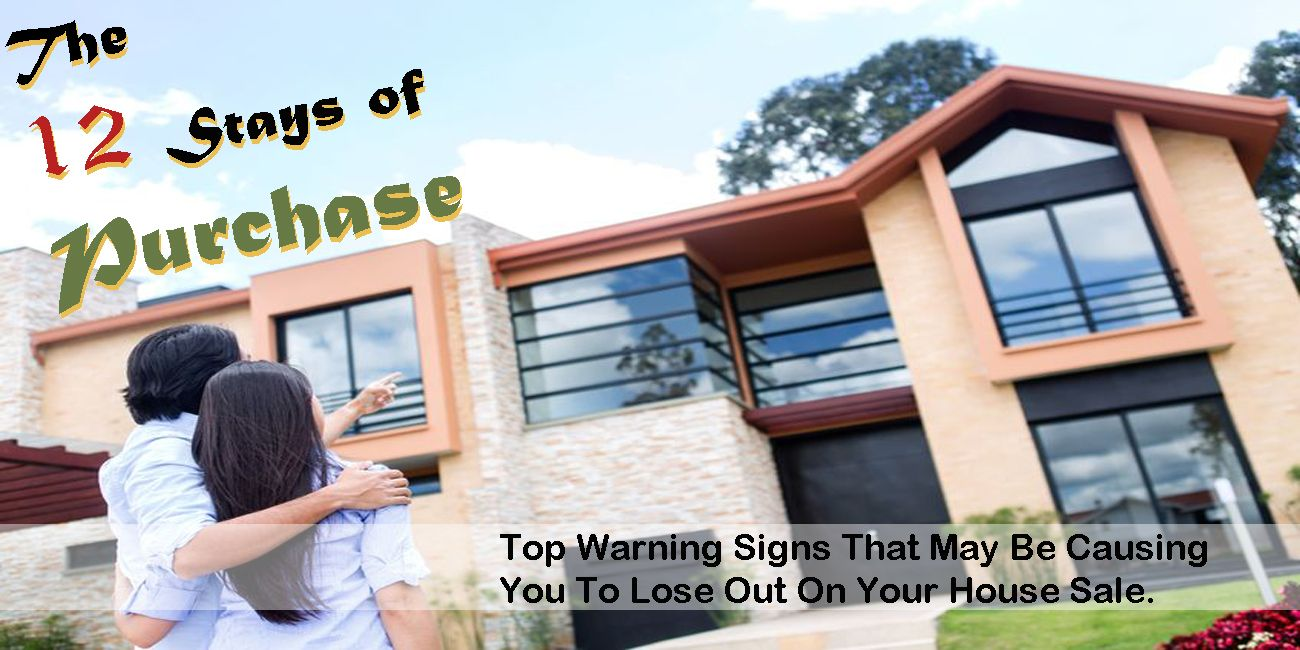 Top Warning Signs That May Be Causing You To Lose Out On Your House Sale.   Number 3 will surprise you!