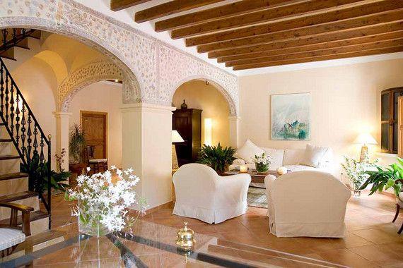 In einem ursprünglichen Herrenhaus, umgeben von einer weitläufigen - herrenhaus 12 jahrhundert modernen hotel