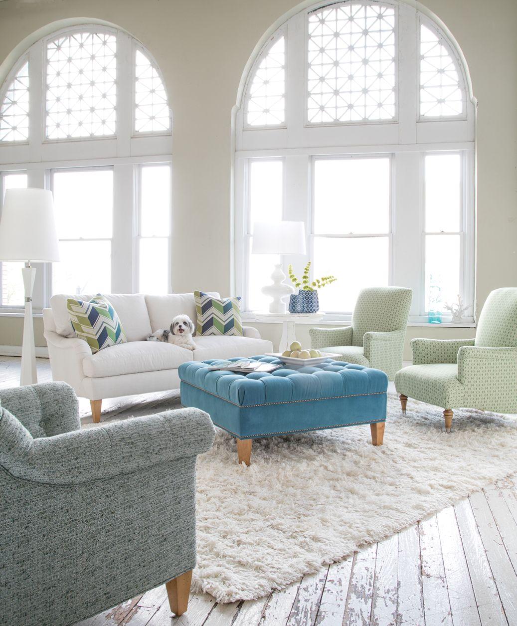 Crypton home fabrics because pets love comfy furniture too sofa chair ottoman performance fabric