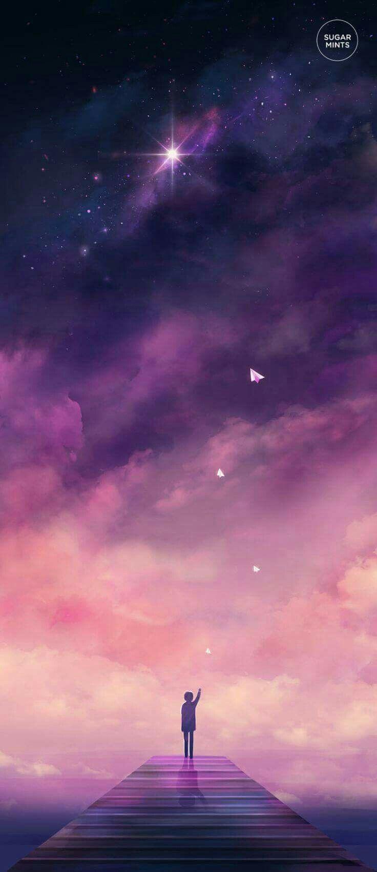 Pin By Juliana Moncada Sanchez On Stars Anime Wallpaper Galaxy Wallpaper Falling In Reverse