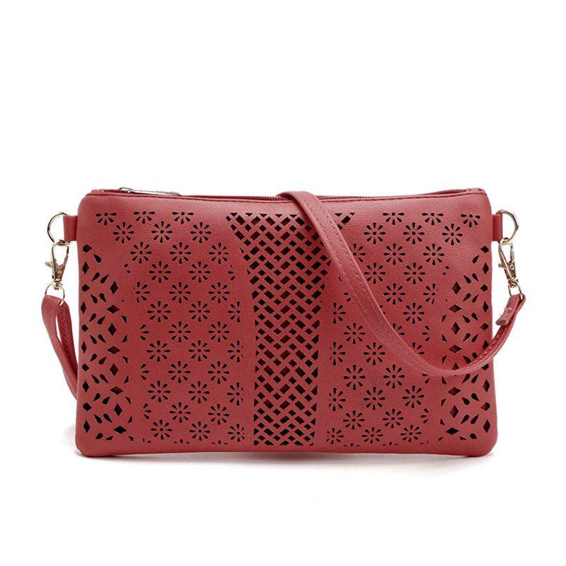 $5.78 (Buy here: https://alitems.com/g/1e8d114494ebda23ff8b16525dc3e8/?i=5&ulp=https%3A%2F%2Fwww.aliexpress.com%2Fitem%2FWomen-Messenger-Bags-Fashion-PU-Leather-Hollow-Out-Crossbody-Bags-Shoulder-Handbags-Pure-Color-Zipper-Single%2F32759257353.html ) Women Messenger Bags Fashion PU Leather Hollow Out Crossbody Bags Shoulder Handbags Pure Color Zipper Single Strap Casual Bag for just $5.78