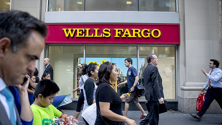 Wells Fargo drops sales goals tied to bogus account