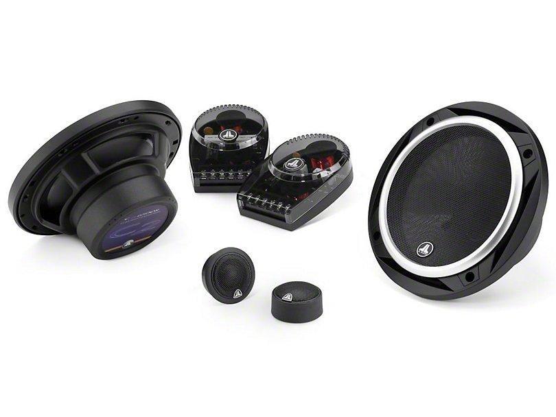 JL Audio Evolution C2 6.5 in. Component Speaker System - Front Door (04-19 F-150) #componentspeakers