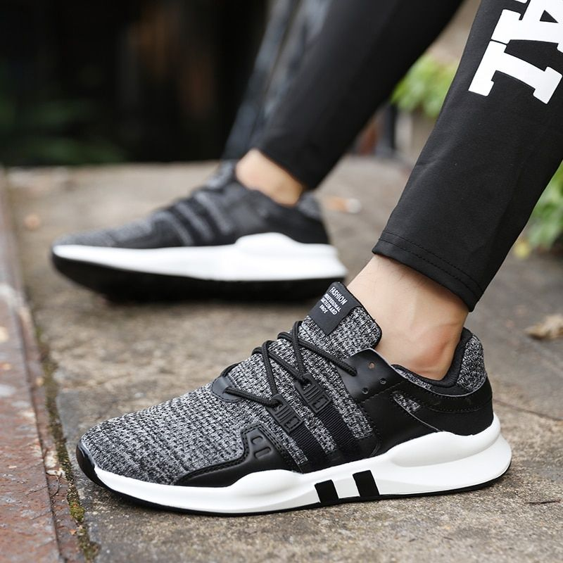 Fashion Men Running Shoes Outdoor Breathable Mesh Sports Sneakers Sock Shoes Hot
