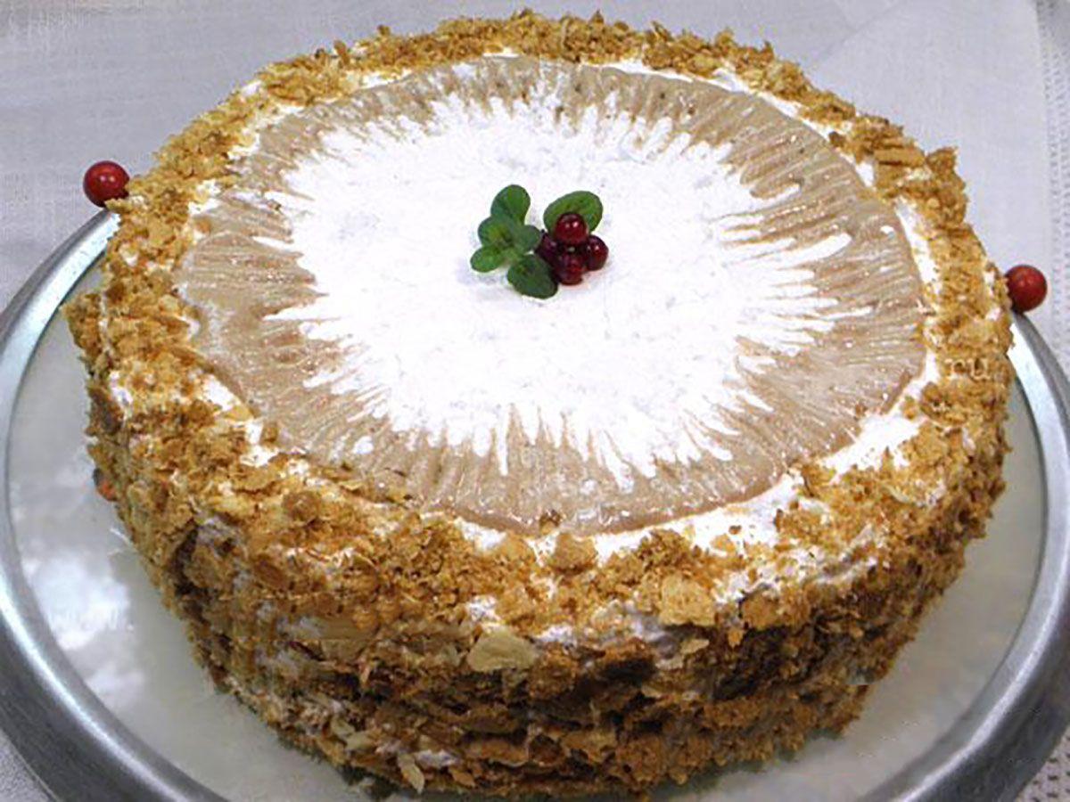 торт кремлевский рецепт с фото второй части крупнейшие
