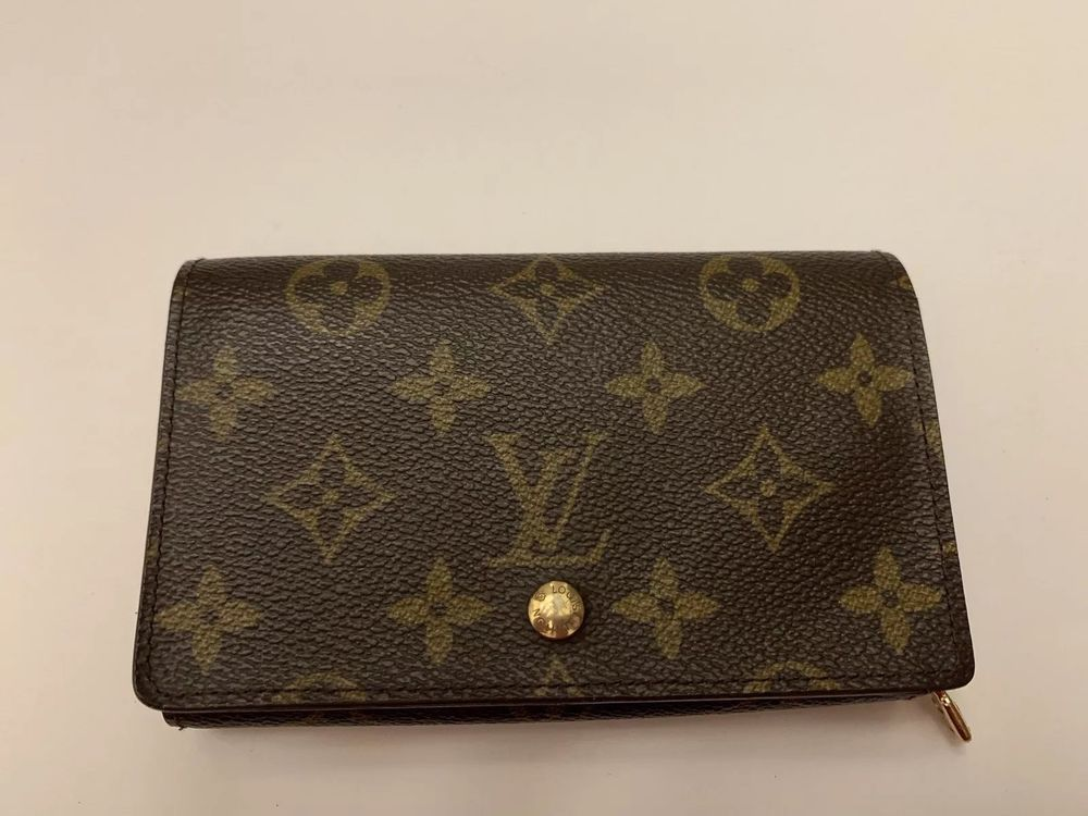 f8f2a529d73c Louis Vuitton Monogram Wallet  fashion  clothing  shoes  accessories   womensaccessories  wallets