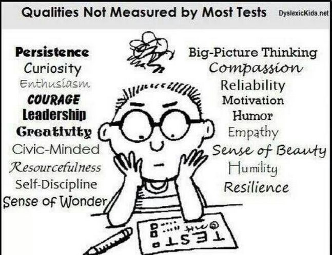 Image result for a teacher is more than a test score