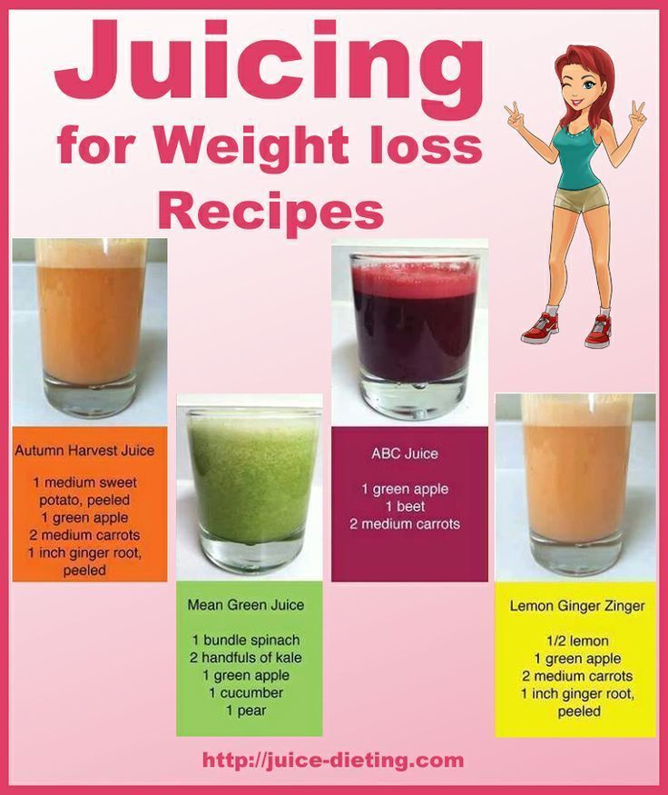 Juicing For Weight Loss Recipes Healthy Health Smoothie