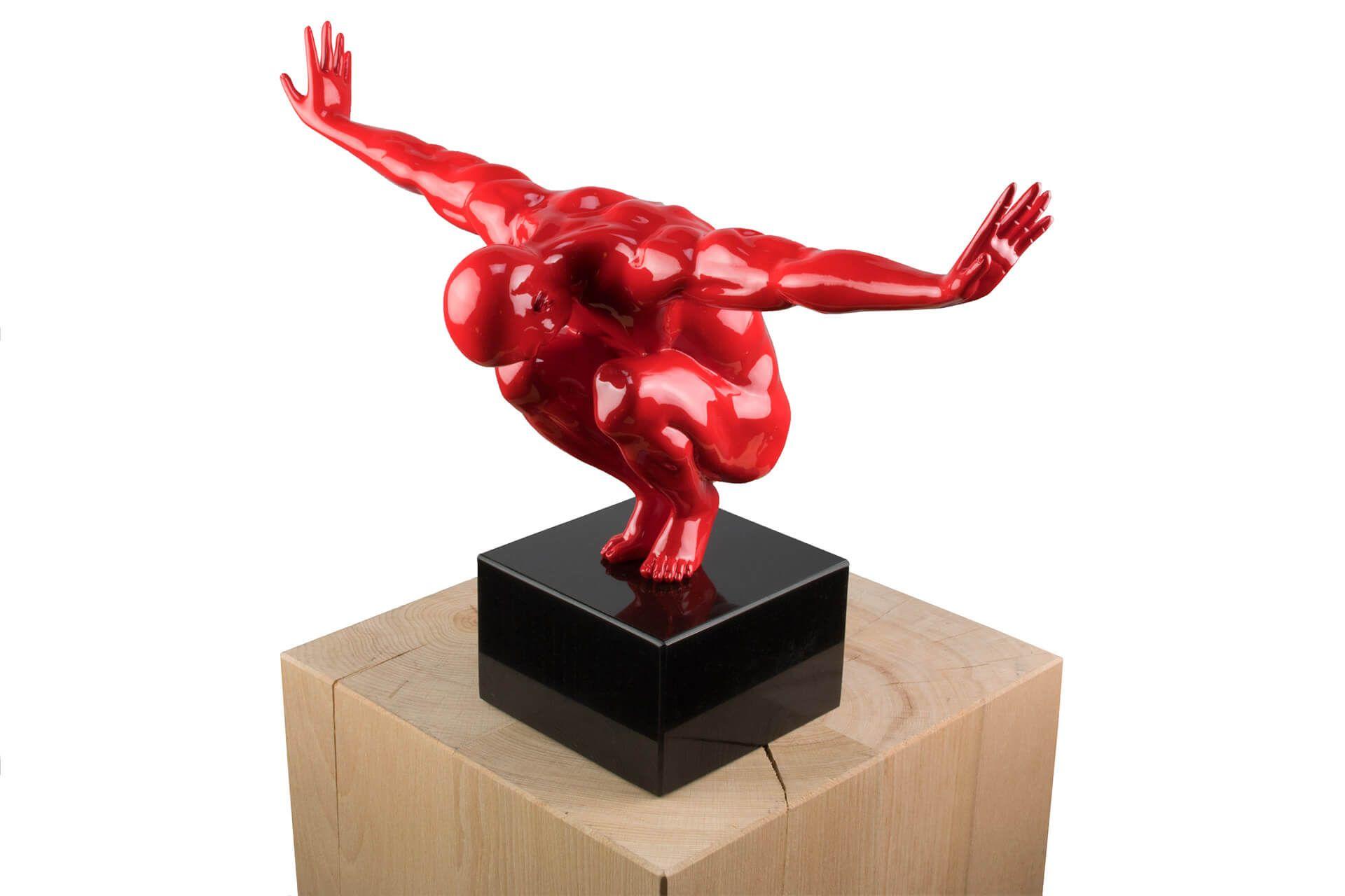 kunststein skulptur 39 die kraft in mir 39 30x30x13cm sculptures pinterest kunst skulpturen. Black Bedroom Furniture Sets. Home Design Ideas